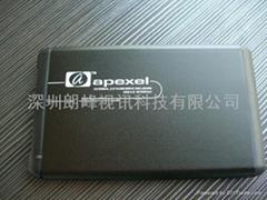 2.5寸SATA超薄移動硬盤盒