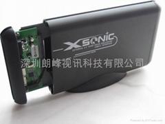 3.5寸SATA移動硬盤盒
