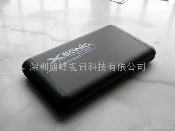 3.5寸SATA移動硬盤盒 2