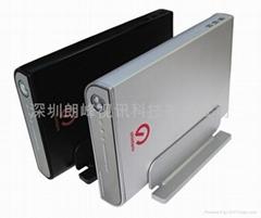 USB3.0接口高速傳輸移動硬盤盒