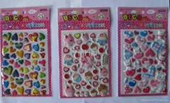 Foam Sticker/Puffy Sticker/Children Toy & Gift