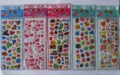 Foam Sticker/Puffy Sticker/Children Toy & Gift
