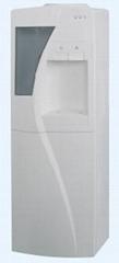 compressor cooling water dispenser