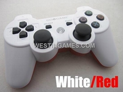 New Dualshock 3 Wireless Bluetooth Sixaxis PS3 Controller for (GOiGAME)
