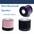 Monster Beats by Dr Dre Mini Bluetooth Speaker Beatbox - Blue   (Hot Product - 1*)