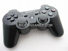 Refurbished Sony PS3 Wireless Controller Dualshock Sixaxis Without Packing (A) (Hot Product - 1*)