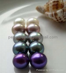AAA freshwater button pearl