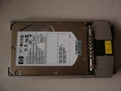 411089-b22 HP 300gb Ultra320 scsi hot swap server hdd