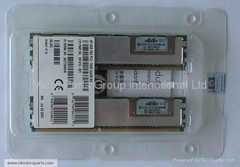 397413-B21 4gb ddr2 HP memory for server