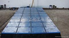 超高分子量聚乙烯碼頭護舷貼面板