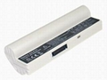 laptop battery for Asus A22-700