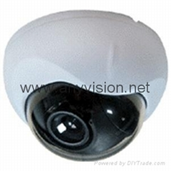 intelligent Vandalproof mini Dome VD-8002BD