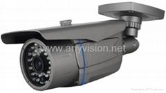 36颗红外灯子弹型固定镜头防水机EC-667WE