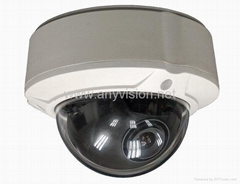 precision design high resolution vandalproof dome-VD-7002CE