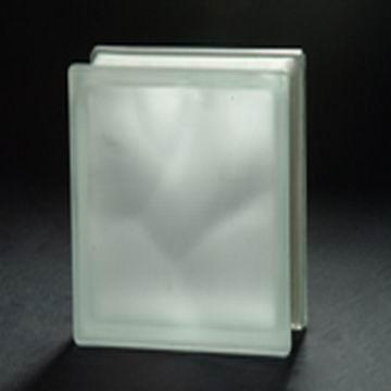 白色酸蒙玻璃砖 1