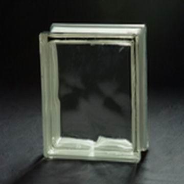白色酸蒙玻璃砖 3