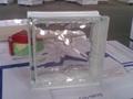 白色酸蒙玻璃砖 5
