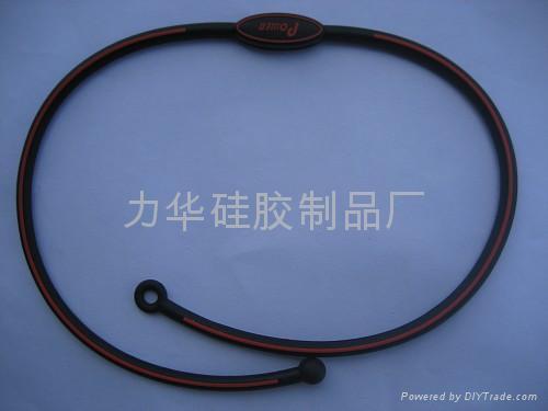 硅胶钛项圈 4