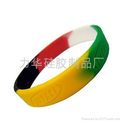 硅膠手環 2