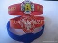 硅胶手表型手环