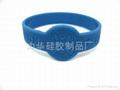 硅膠手錶型手環 5