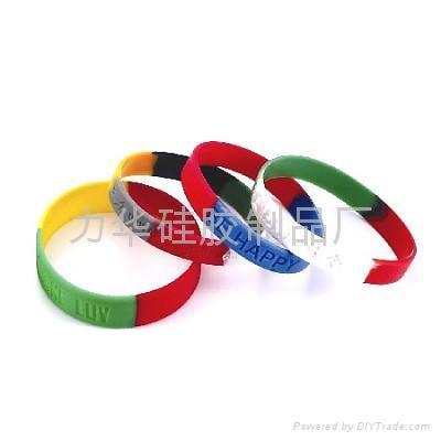 硅胶手环 5