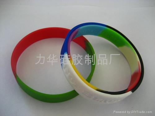 硅膠手環 5