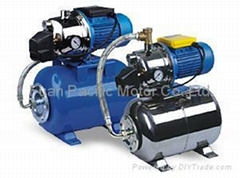 AUJS automatic jet pumps