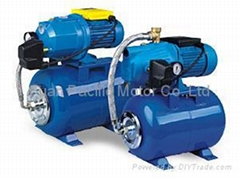 AUJET series automatic booster pump