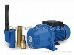 DP self-priming deep well pumps