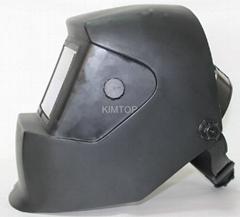 (HM-2-GYC) Auto darkening arc welding helmet