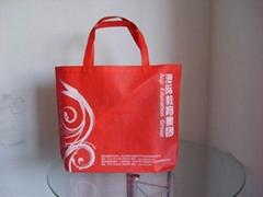 浙江無紡布購物袋手提袋