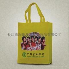 手提袋设计杭州无纺布环保购物袋