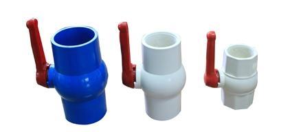 供應各種PVC球閥 2