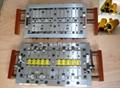 铝壳电阻封装模具