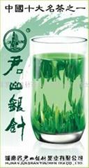 供應(綠茶型)君山銀針