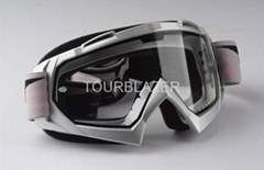 Adult GOGGLES Motocross MX Dirt Bike ATV Off-Road