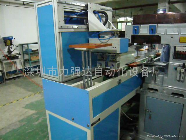 自動生產組裝線自動壓裝機(塑膠電子五金) 5