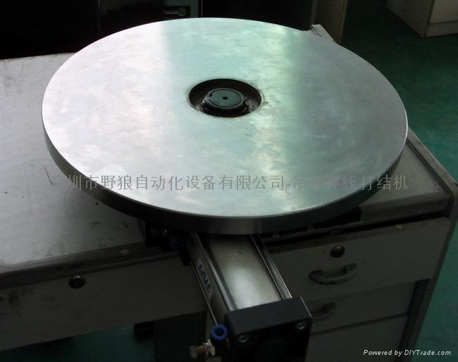 机械设备通用气动分度盘图片