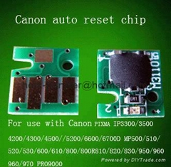 Canon Ip4200 auto reset chip