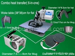 Multi-function Heat Transfer Machine