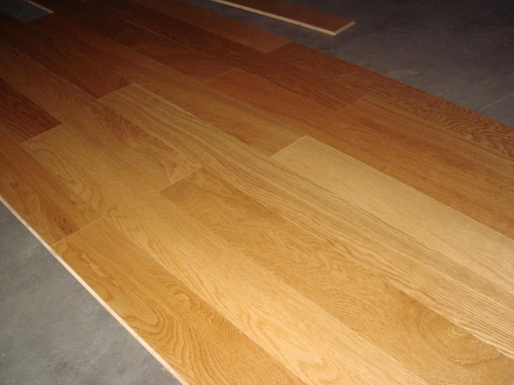 2 layer engineered flooring square edge 001 for Flooring products