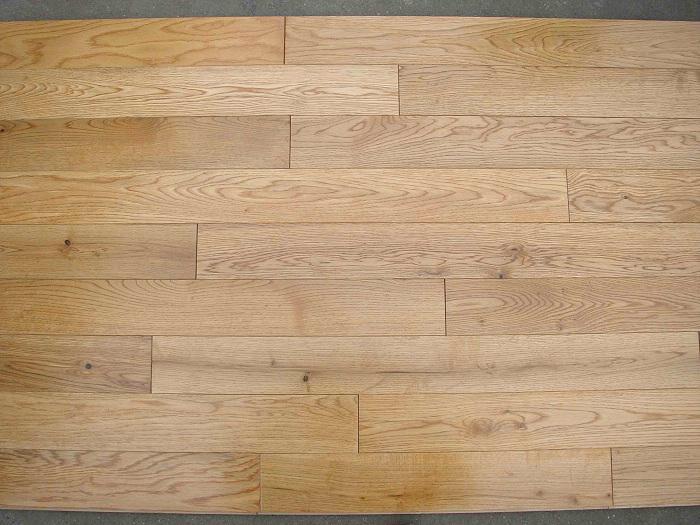 2 layer engineered flooring square edge 001 for Square wood flooring