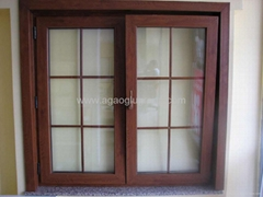 PVC Tilt & Turn window and door