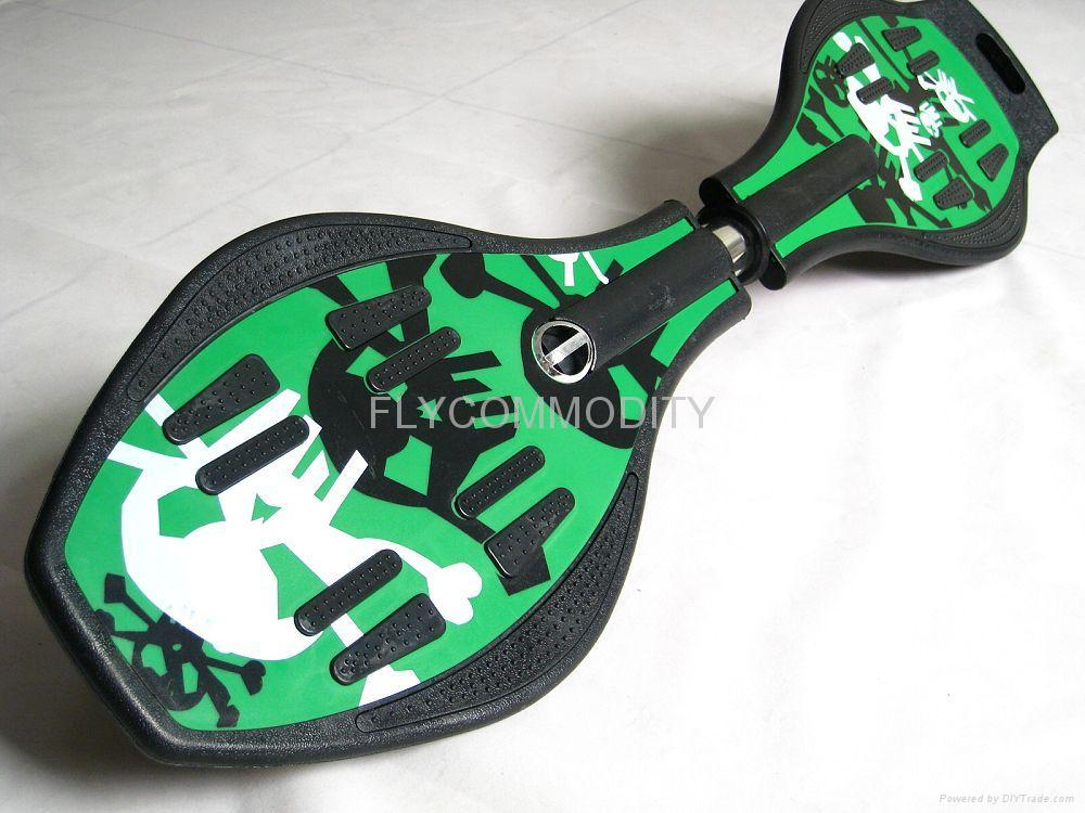 Snake board Waveboard 4