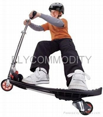 whiplash wave scooter