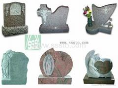 Granite Tombstone & Monument