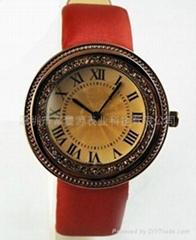 Belt watch