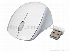 Mini Size 2.4G Wireless Optical Mouse