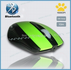 Rechargeable Bluetooth Laser Mouse